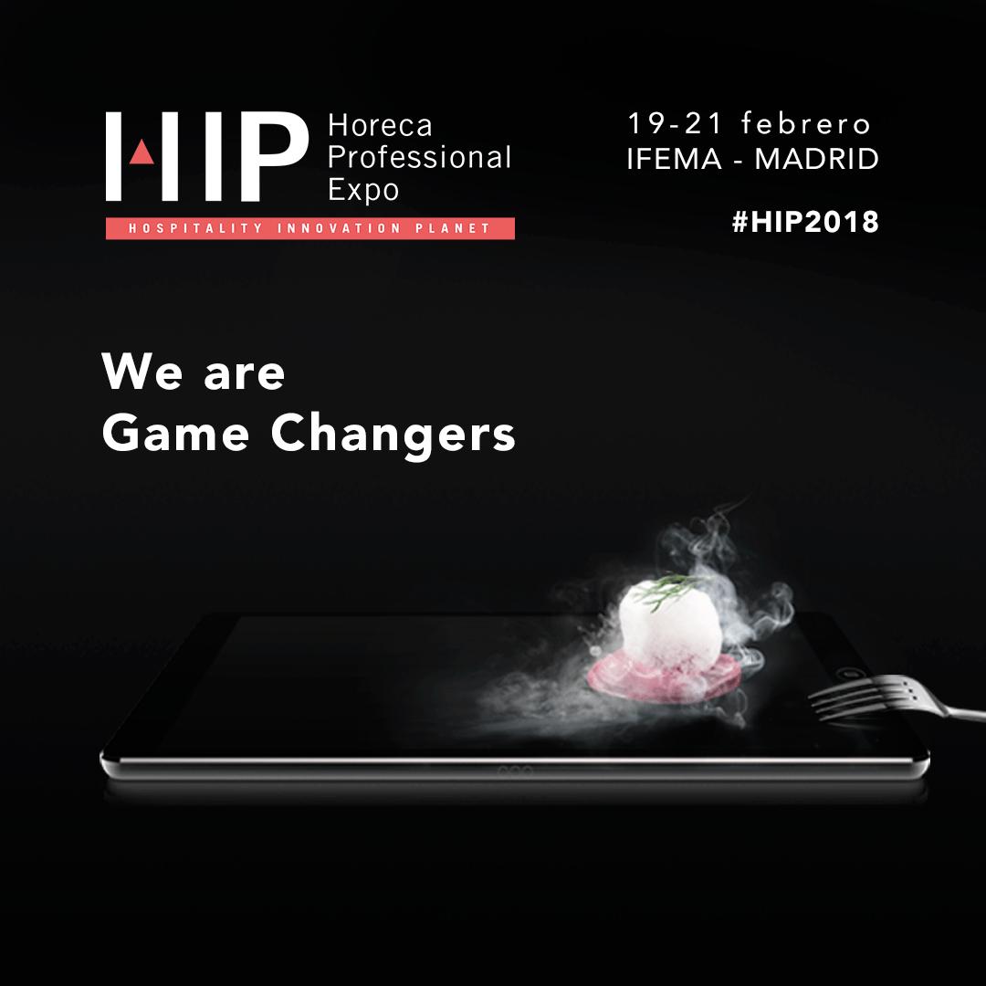 HIP 2018, la cita anual de innovación HORECA