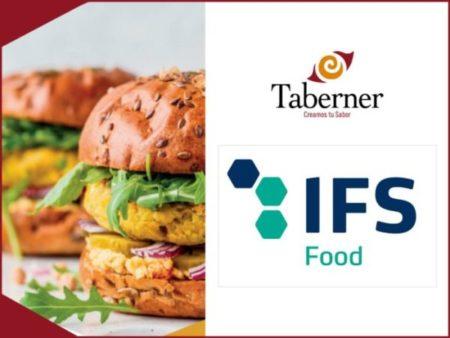 Taberner renueva certificación de calidad IFS Food
