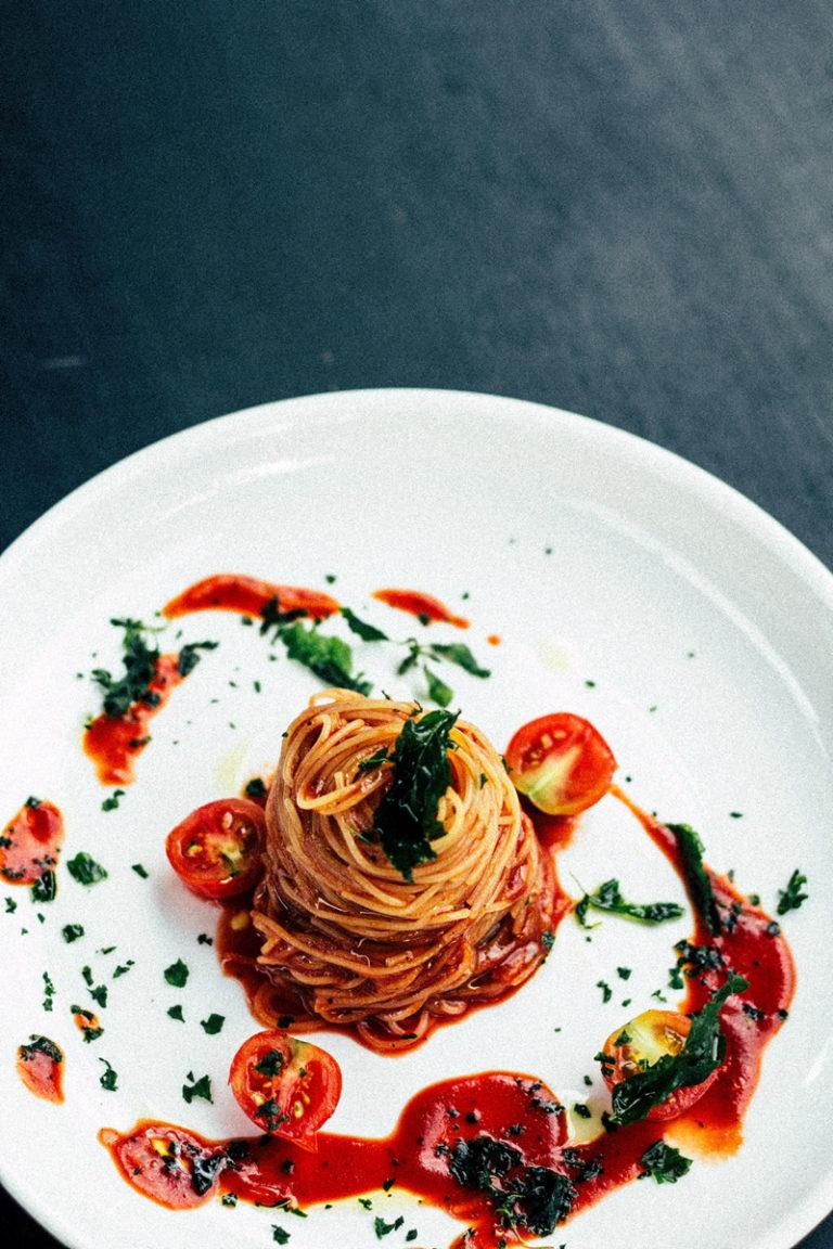 Salsa base de tomate